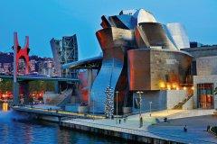 Musée Guggenheim. (© Nito100 - iStockphoto)