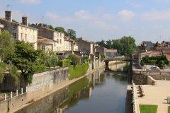 Fontenay-le-comte. (© Linda CASTAGNIE)
