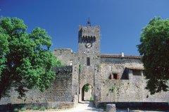Porte du village fortifié de Larressingle (© PHOVOIR)
