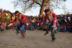 Danseurs traditionnels. (© Dietmar Temps - Shutterstock.com)