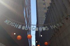 Le marché branché de Neighbourgoods le samedi. (© Chloé OBARA)