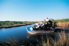 Dans les marais de l'Everglades National Park. (© John Frechet - Iconotec)