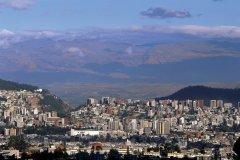 Vue générale de Quito. (© Author's Image)
