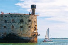 Fort Boyard. (© Vincent Edwell)