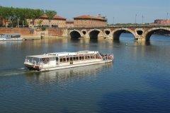 La Garonne à Toulouse (© Nougaro - Fotolia)