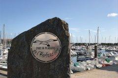 Port de l'Herbaudière. (© Linda CASTAGNIE)