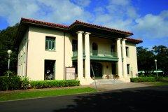 Lahaina Courthouse. (© Hawaii Tourism Japan (HTJ))
