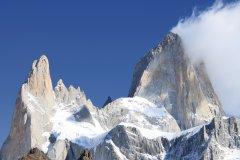Le Cerro Fitz Roy, fameuse