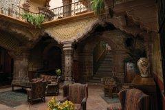 La Casa de la Marquesa à Querétaro. (© Ben Pipe)