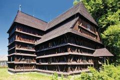 Temple en bois de Hronsek. (© PHB.cz - Fotolia)