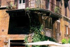 La vieille ville dans le Latium. (© Author's Image)