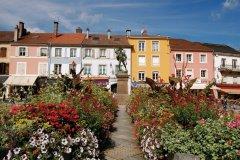 La place vosgienne à Remiremont (© Cyril Ruchet - Fotolia)