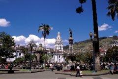Plaza Grande. (© Author's Image)