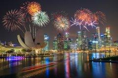 Fête nationale de Singapour. (© Theerapol Pongkangsananan - Shutterstock.com)
