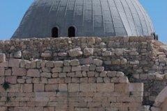 La mosquée Umayyad de la Citadelle. (© Visit Jordan)