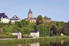 Château-Gontier. (© Musat - iStockphoto)
