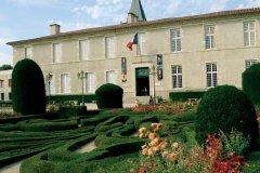 Le jardin de l'évêché de Castres (© PHOVOIR)