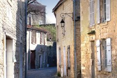 Rue Goupilleau (© Ville de Fontenay-le-Comte)