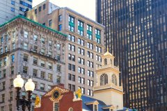 Old State House de Boston. (© holbox - Shutterstock.com)