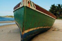 Dhow sur la plage de Pemba. (© Jacojvr - Fotolia)