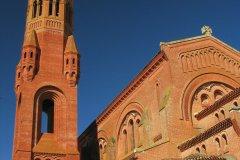 L'église Sainte-Catherine de Villeneuve-sur-Lot (© JIMJAG - FOTOLIA)