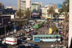 La ville animée de Nairobi. (© millerpd)
