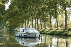 Le canal du Midi (© Stéphan SZEREMETA)