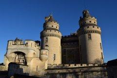 Le château de Pierrefonds. (© Christophe Tellier)