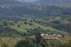 Paysage du Mugamba. (© Christine DESLAURIER)