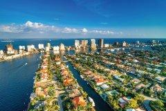 Fort Lauderdale. (© Roberto A Sanchez - iStockphoto)