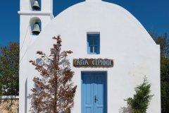 Eglise Sainte-Irene de Folegandros. (© Paulshark - iStockphoto)