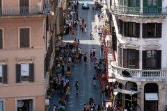 Via Condotti. (© Philippe GUERSAN - Author's Image)