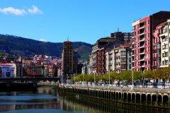 Bilbao, une ville située le long du Nervión. (© Philippe GUERSAN - Author's Image)