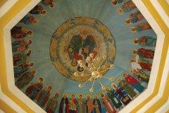 Chapelle Chasovyia, figurant sur le billet de 10 roubles (© Stéphan SZEREMETA)