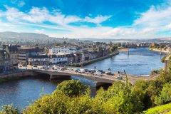 La ville d'Inverness. (© S-F - Shutterstock.com)