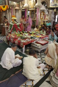 Krishna conscience datant