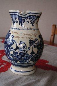 datant de poterie de seigle