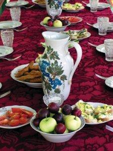 Ukraine Guide Touristique Petit Fute Cuisine Ukrainienne
