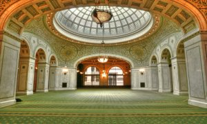 THE CHICAGO CULTURAL CENTER