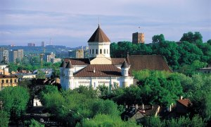 Photo VILNIUS - LITUANIE CITY TRIP