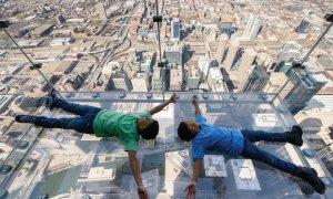 WILLIS TOWER - SKYDECK CHICAGO