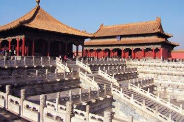 Cité Interdite, palais de l'Union ou Jiaotai dian. (© Stéphan SZEREMETA)