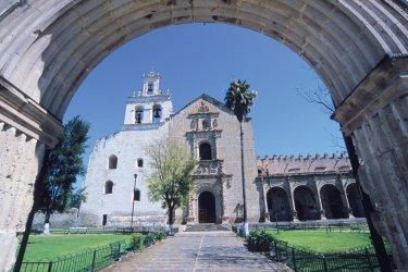 Couvent San Augustin de Yuriria. (© Author's Image)