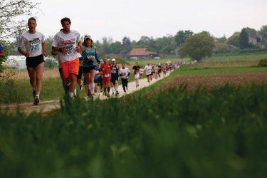 Marathon de Genève. (© Olivier BORGOGNON)