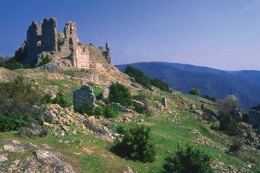 Château de Pierre-Gourde (© VALÉRY D'AMBOISE)