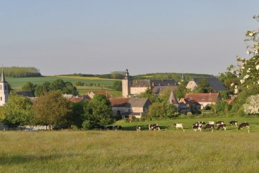 Village de Falaën (© Asbl PBVW)