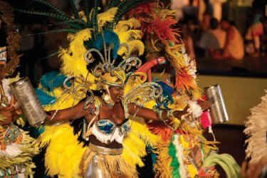 Carnaval des Bahamas. (© The Islands Of The Bahamas)