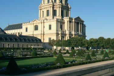 Cathédrale Saint-Louis-des-Invalides (© Stéphan SZEREMETA)