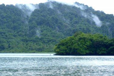 L'île de Coiba. (© Nicolas LHULLIER)