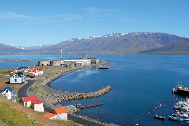 Hjalteyri, ancien village de pêcheur au nord d'Akureyri. (© brytta - iStockphoto.com)